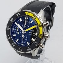 IWC Aquatimer Chronograph Mens 44mm Watch