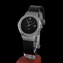 Hublot classic steel medium size quartz