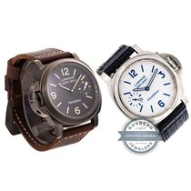 Panerai Set PAM 786:  Luminor Black Seal Left-Handed PAM 649 /...
