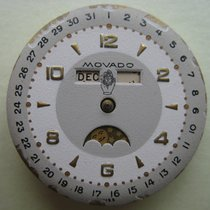 Movado GENUINE VINTAGE MOVADO MOON PHASE WATCH MOVEMENT MECHANISM
