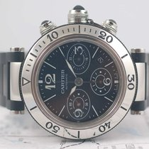 Cartier Watch Pasha Seatimer Chronograph W31088U2