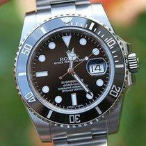 Rolex Mens Submariner 116610 Stainless Steel Ceramic Latest...
