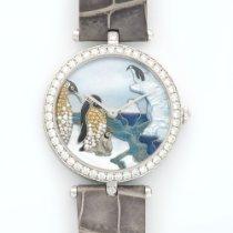 Van Cleef & Arpels Extraordinary Poetic Penguin White Gold...