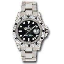 Rolex GMT Master II White Gold 116759SANR