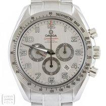 Omega Uhr Speedmaster Broad Arrow Chrono Edelstahl Ref.3211044...
