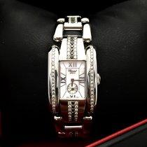 Chopard La Strada Stainless Steel Ladies Watch W/ White &...