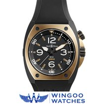 Bell & Ross BR 02-92 PINK GOLD & CARBON Ref. BR02-PINK...