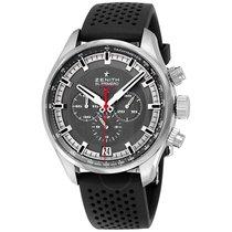 Zenith El Primero Grey Dial Chronograph Automatic Men's Watch