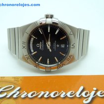 Omega Constellation Day-Date Coa-Xial