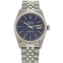 Rolex Datejust Quickset Stainless Steel 16030