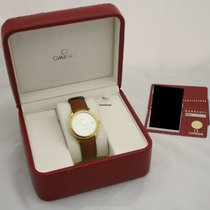 Omega Prestige Automatic Chronometer vintage oro giallo