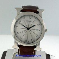 Hermès H Hour Men's Watch HR1710130V-NO Pre-owned
