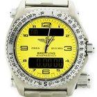 Breitling Professional Emergency Titanium E56121  Face Watch