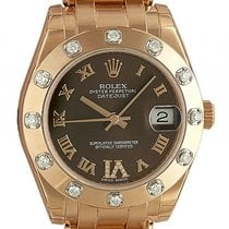 Rolex Datejust Pearlmaster Roségold Everose Special Edition...