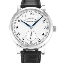 A. Lange & Söhne A  1815 Black Leather Men's Watch