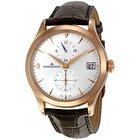 Jaeger-LeCoultre Master Dual Time Automatic 18K Solid Rose Gold