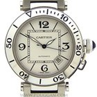 Cartier stainless steel Pasha Seatimer
