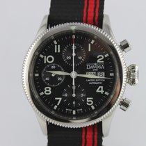 Davosa Cetum Flieger Chronograph 400Stück Ref.161.002.56