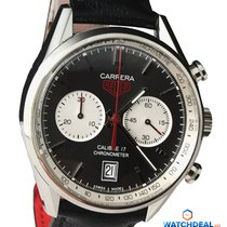 TAG Heuer Carrera Chronograph Calibre 17 inkl 19% MWST