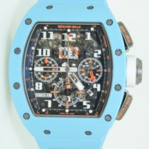 Richard Mille RM011 Last Edition,blue,Limited to 50pc,Newest...