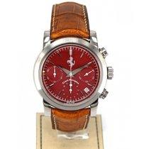 Girard Perregaux Ferrari Chronograph Steel Automatic (Excellent