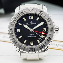 Blancpain Fifty Fathoms Air Command GMT SS / SS