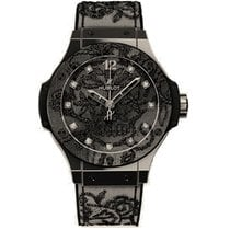 Hublot Big Bang Broderie Steel
