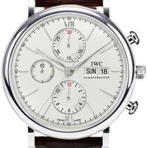 IWC Portofino Chrono 42mm Day Date - VAT INC. 22% - NEW