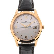 Jaeger-LeCoultre Master 39 Silver Dial Control Date