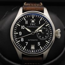 IWC Big Pilot - 7 Day Power Reserve - 5002 - 47mm - Just Back...