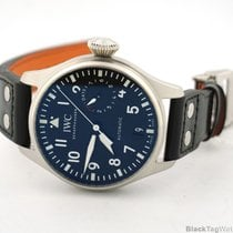 IWC BIG Pilot Automatic 7 Days Power Reserve IW500912