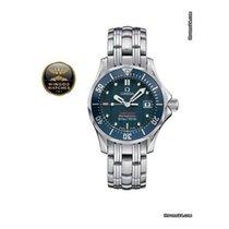 Omega Seamaster Diver 300m Stahl Quarz 28mm Ref. 2224.80.00