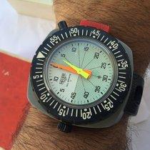 Heuer Vintage Huge Heuer Timer  Chronograph Manual Wind...