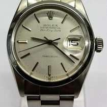 Rolex Air king date perpetual model 5700 on heavy oyster 1972