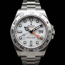 Rolex Explorer I 216570 White Dial NEW