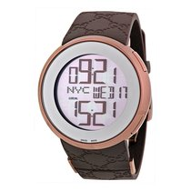 Gucci 114 I-Gucci Mens Digital Watch YA114209