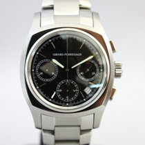 Girard Perregaux 2498 Chronograph Automatic 2015 Like New