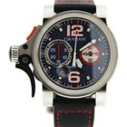 Graham Chronofighter RAC Trigger Stainless Steel