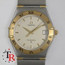 Omega Constellation 34mm Steel and Gold, With papers