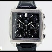TAG Heuer Monaco Steel Automatic Chronograph