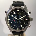 IWC FLIEGERUHR Pilot Double Chronograph (NEW)