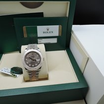Rolex DATEJUST 2 126331 2-Tone with Rose Gold Diamond Dial [N...