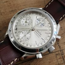 Omega Top Condition Speedmaster Triple Calendar Date Chronograph