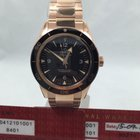 Omega Seamaster 300 Co-Axial 18K Sedna Gold New $34,200