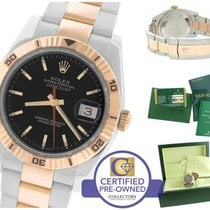 Rolex DateJust 116261 Turn-O-Graph 36mm Thunderbird Two-Tone 18K