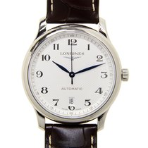 Longines Master Stainless Steel Silver Automatic L2.628.4.78.3