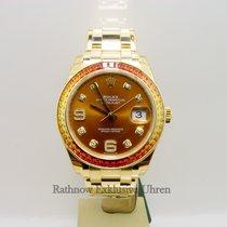 Rolex Datejust Masterpiece Pearlmaster 39mm