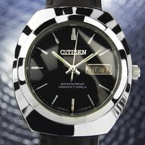 Citizen Diashock Stainless Steel Manual Watch 70's Scx295