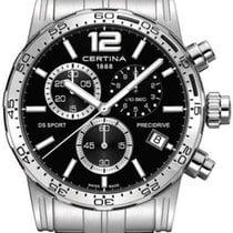 Certina DS Sport Chrono C027.417.11.057.00 Herrenchronograph...