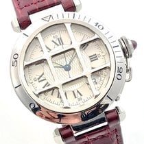 Cartier Pasha Limited Edition Collectors 38mm Gitter B+P